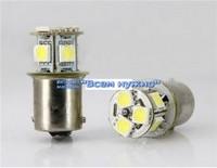 Светодиоды для авто BA15S 2шт 36W